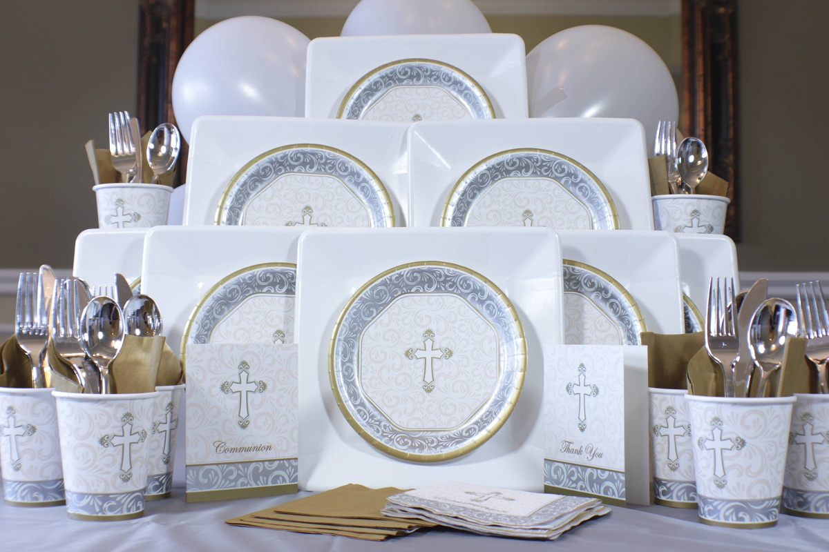 Communion party shop cake ideas and designs for 1st communion decoration ideas